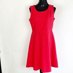 Talbots Women's Dress Size PL Petite Large Red